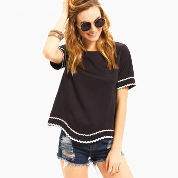 Short Summer Tops for Women